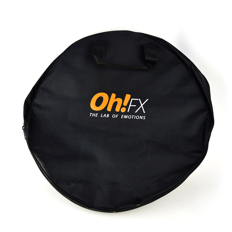 Carry bag for co2 hoses
