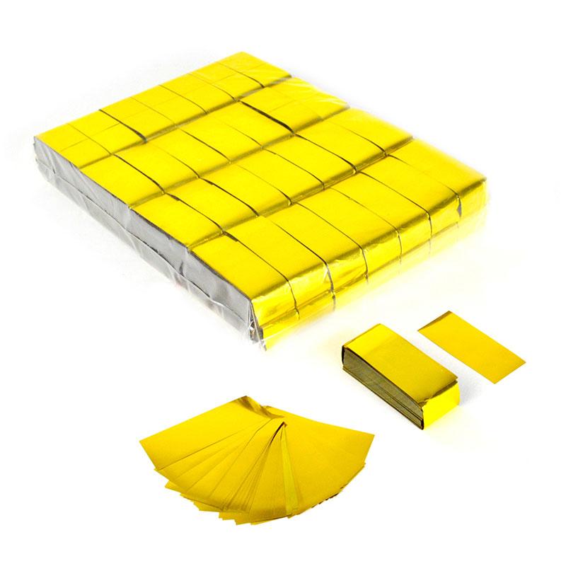 Confettis Rectangulaires MÉTALLIQUES