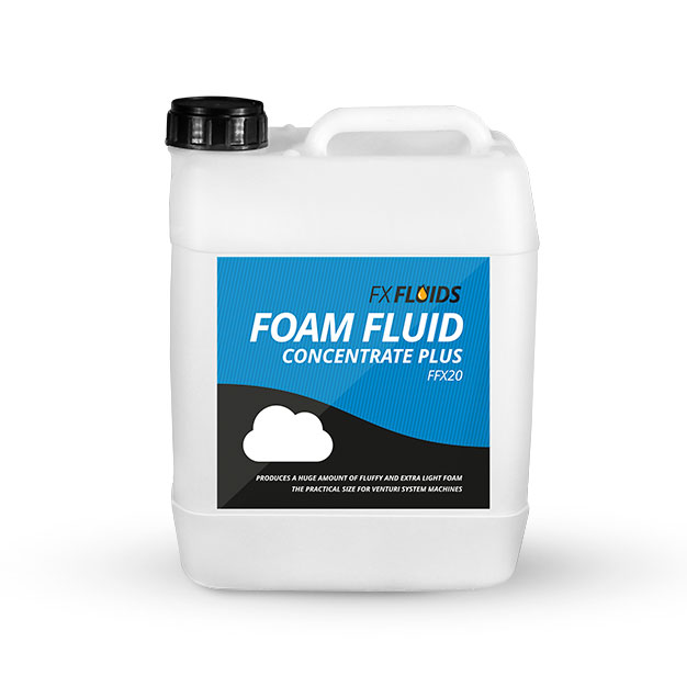 FOAM FLUID CONCENTRATE PLUS 5L