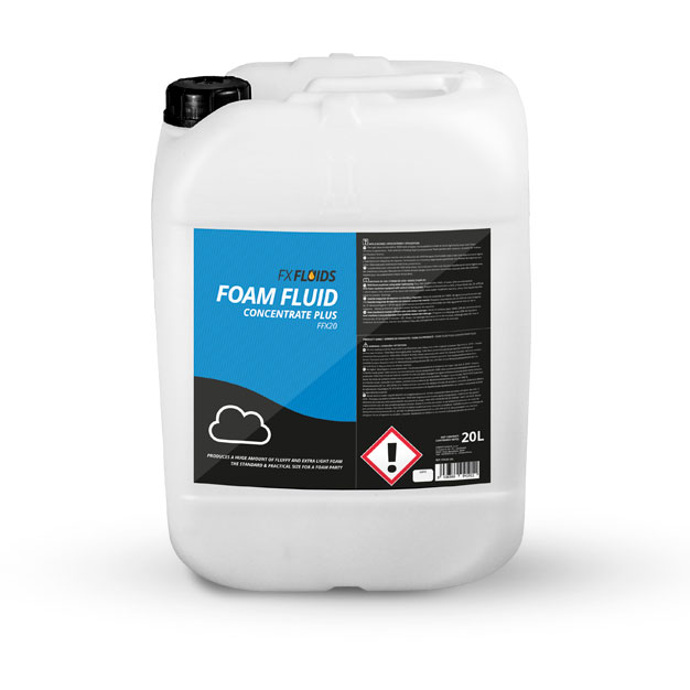 FOAM FLUID CONCENTRATE PLUS 20L