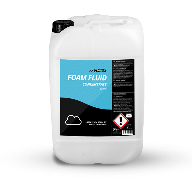 FOAM FLUID CONCENTRATE FFX50 EXTRA LIGHT FOAM 25L