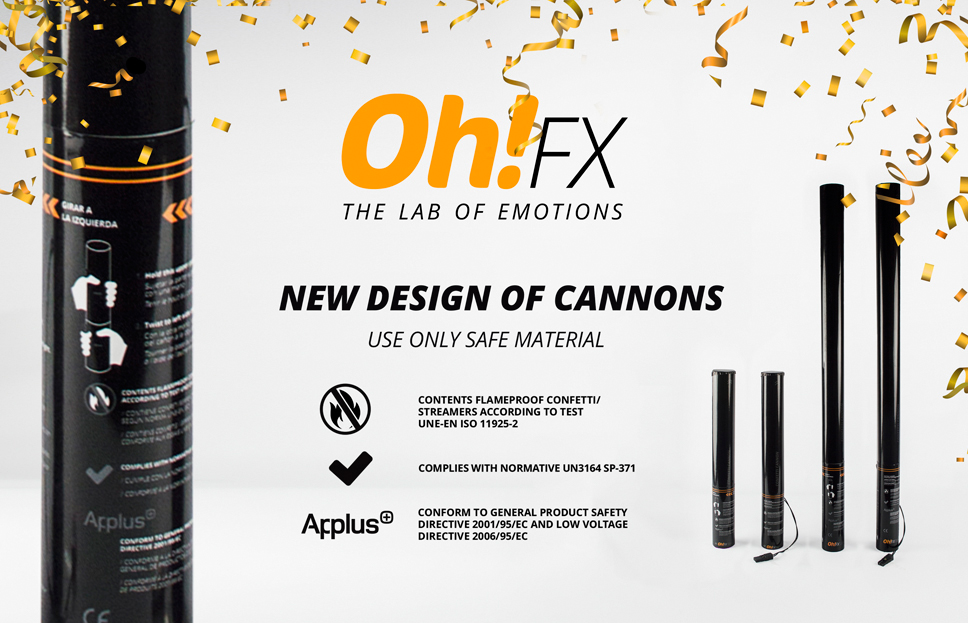 NEW DESIGN OF CANNONS